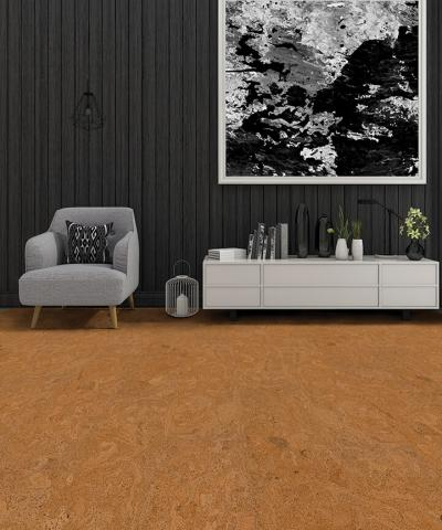 De Buedemleer Cork floorings